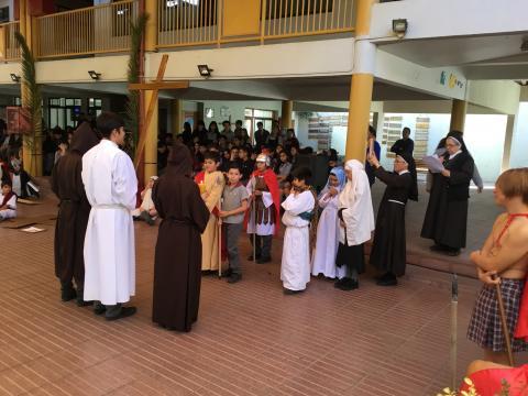 2019 Vía Crucis